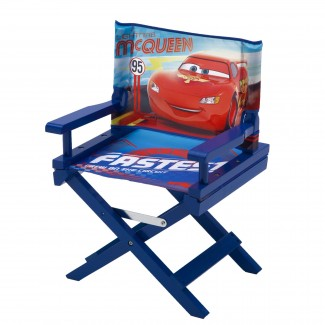Silla director infantil Cars Disney