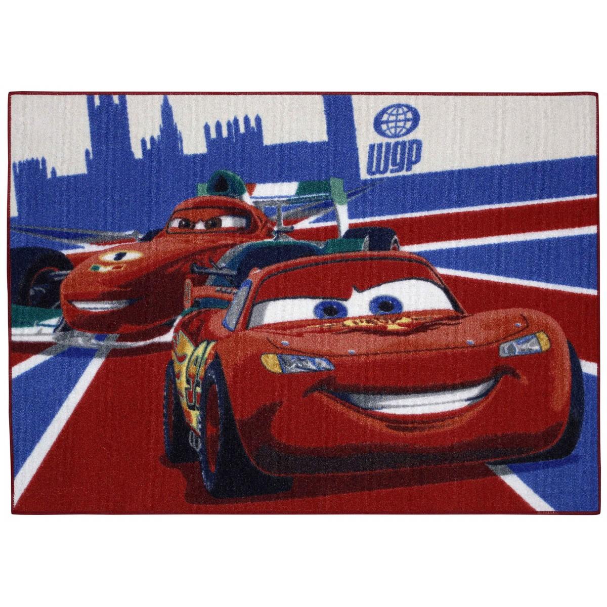 Alfombra infantil Cars Disney® - Envío 24h Gratis