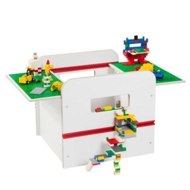 Baúl juego construcción