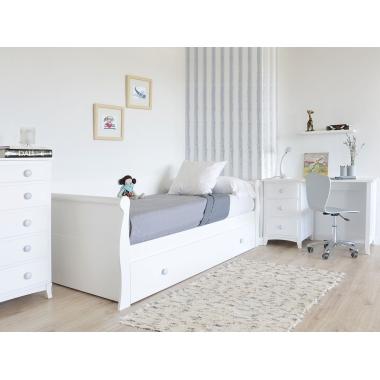 Dormitorio juvenil Nido Gondola