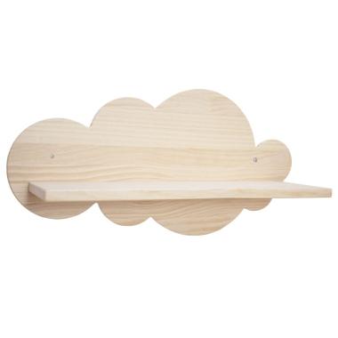 Estantería Nube de madera