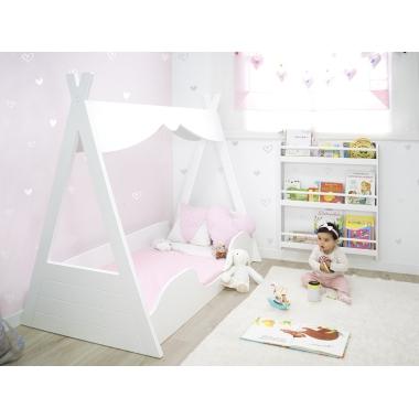 Dormitorio Montessori Tipi